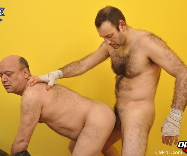 Gay sex - Rock and Antino older-older from Older4me